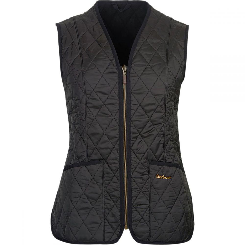 バーブァー Barbour レディース トップス ベスト・ジレ【Fleece Betty Liner Vest】Black/Black