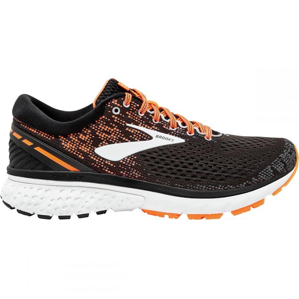 ブルックス Brooks メンズ ランニング・ウォーキング シューズ・靴【Ghost 11 Running Shoes】Black/Silver/Orange