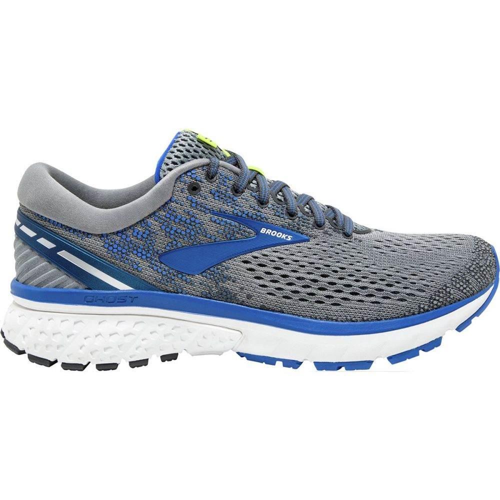 ブルックス Brooks メンズ ランニング・ウォーキング シューズ・靴【Ghost 11 Running Shoes】Grey/Blue/Silver