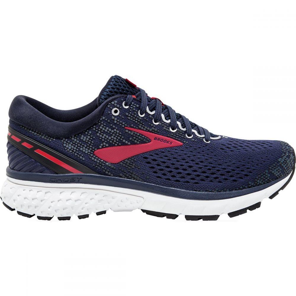ブルックス Brooks メンズ ランニング・ウォーキング シューズ・靴【Ghost 11 Running Shoes】Navy/Red/White
