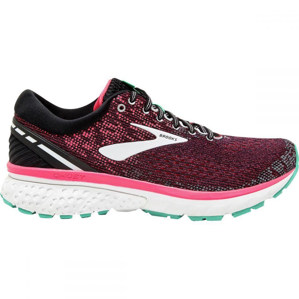 ブルックス 11 Brooks レディース レディース Running ランニング・ウォーキング シューズ・靴【Ghost 11 Running Shoe】Pink/Black/Aqua, LED東宏:25652a4d --- rakuten-apps.jp