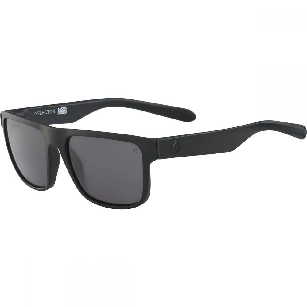 ドラゴン Dragon レディース メガネ・サングラス【Inflector Floatable Polarized Sunglasses】Matte Black HO/Smoke P
