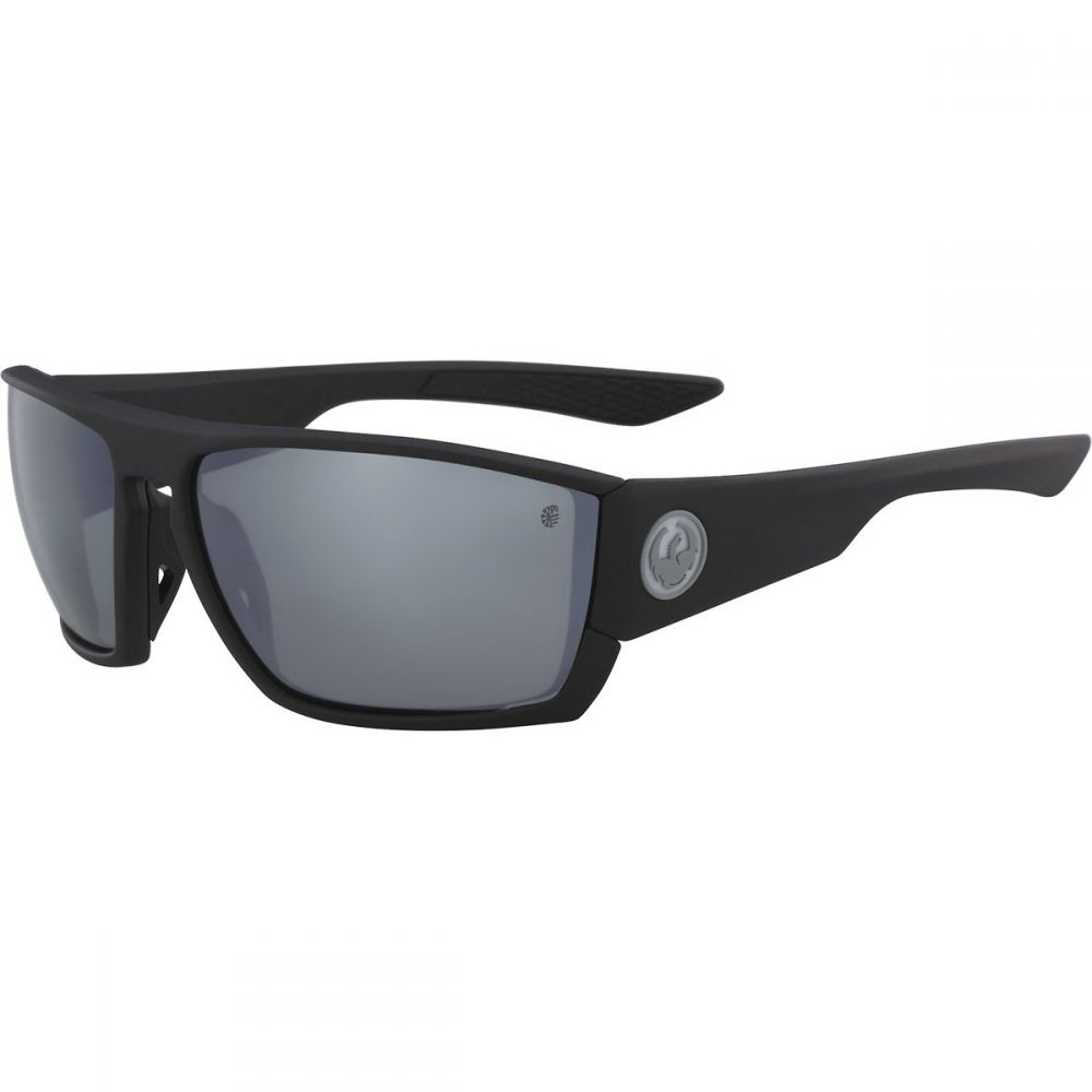 ドラゴン Dragon レディース メガネ・サングラス【Cutback Floatable Polarized Sunglasses】Matte Black HO/Blue Ion P