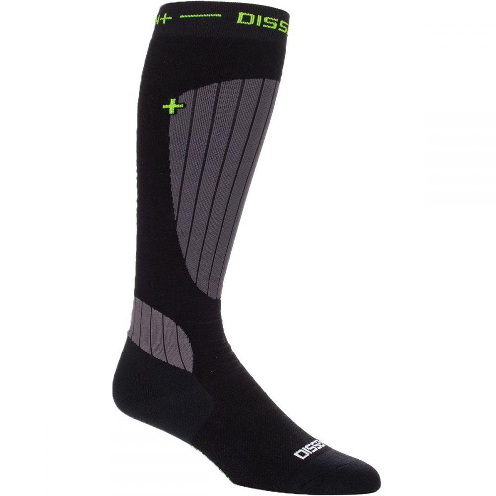 ディセント Dissent レディース スキー・スノーボード【Ski GFX Compression DL - Wool Sock】One Color