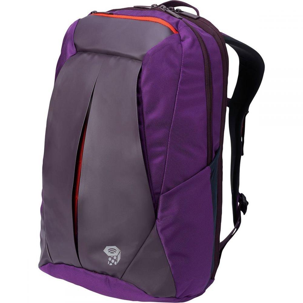 マウンテンハードウェア Mountain Hardwear レディース バッグ バックパック・リュック【Folsom 19L Backpack】Cosmos Purple/Dark Tannin
