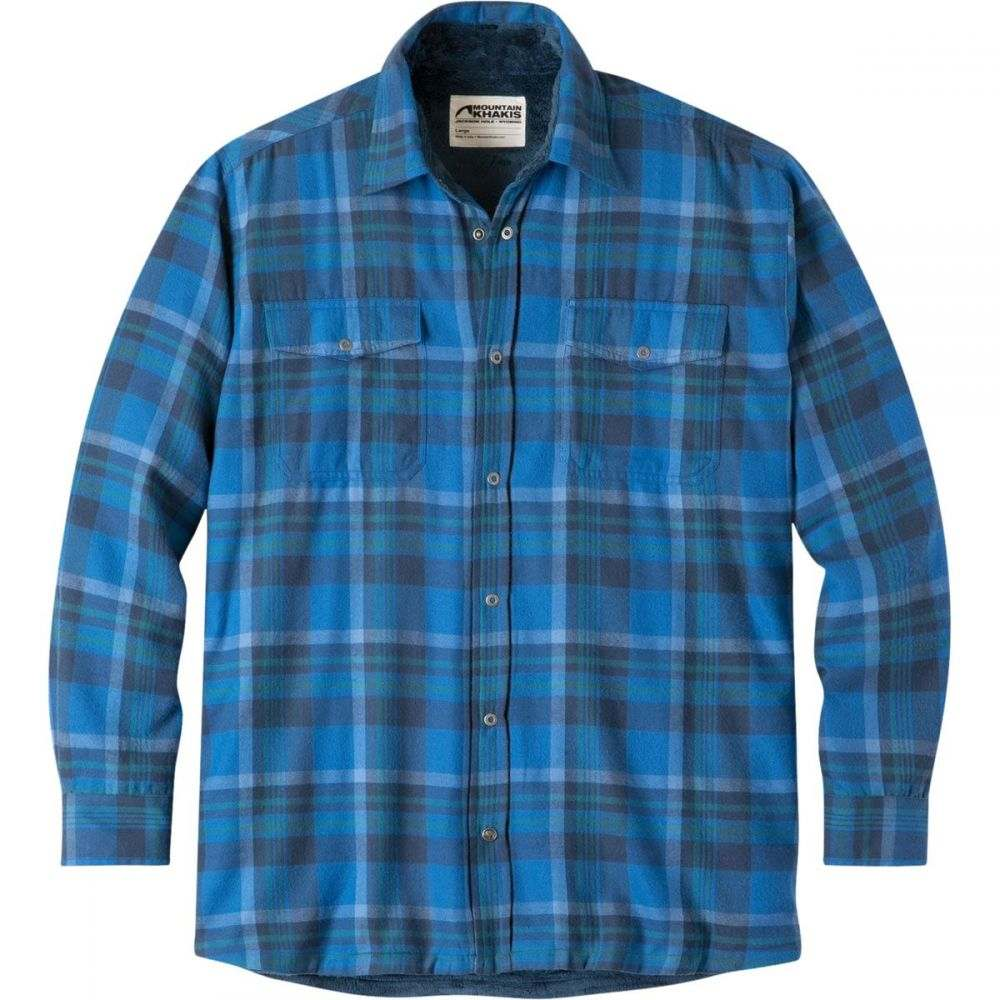 マウンテンカーキス Mountain Khakis メンズ トップス シャツ【Christopher Fleece Lined Shirts】Cayman Plaid