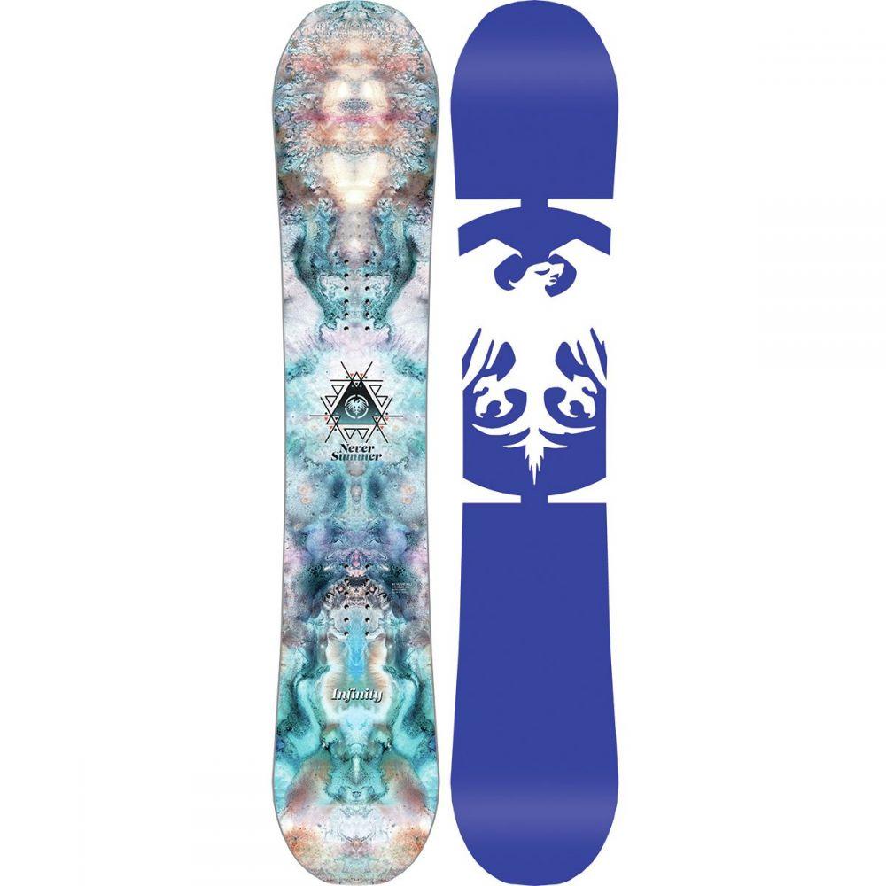ネバーサマー Never Summer レディース スキー・スノーボード ボード・板【Infinity Snowboard】One Color