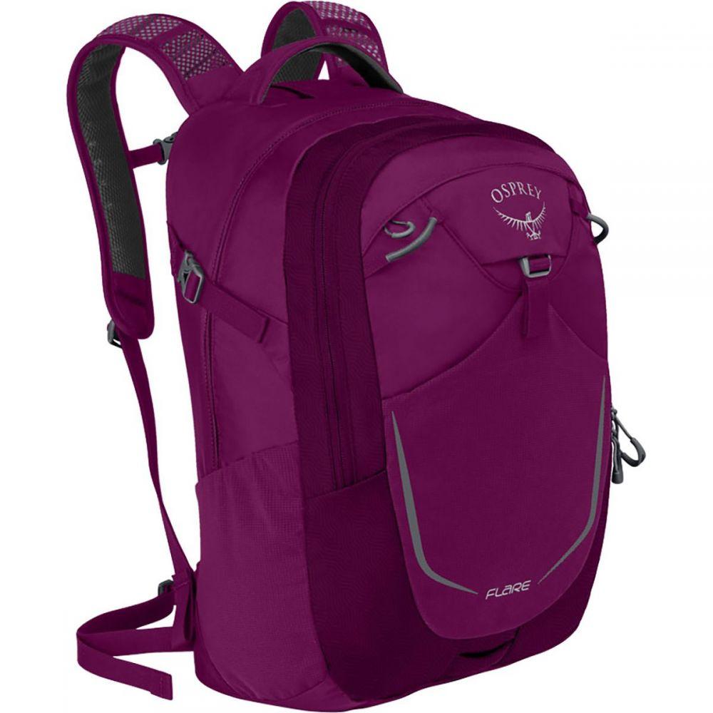 【激安】 オスプレー Osprey 22L バッグ Packs オスプレー レディース バッグ バックパック・リュック【Flare 22L Backpack】Eggplant Purple, ホビーマンズ:11c41fba --- dondonwork.top
