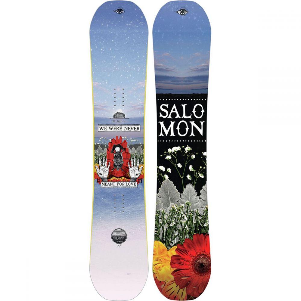 サロモン Salomon Snowboards レディース スキー・スノーボード ボード・板【Gypsy Classicks by Desiree Snowboard】One Color