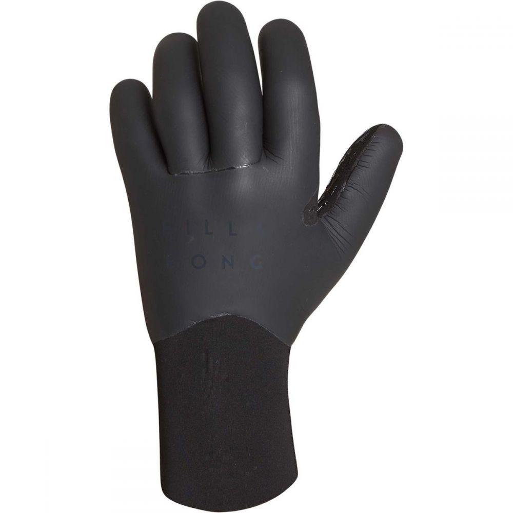 ビラボン Billabong メンズ サーフィン グローブ【5mm Furnace Carbon Ultra Glove】Black