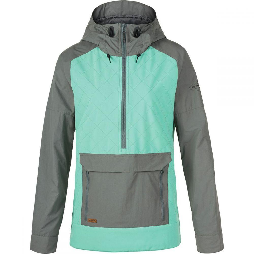 ダカイン DAKINE レディース スキー・スノーボード アウター【Pollox Jacket】Balsam Green/Lagoon