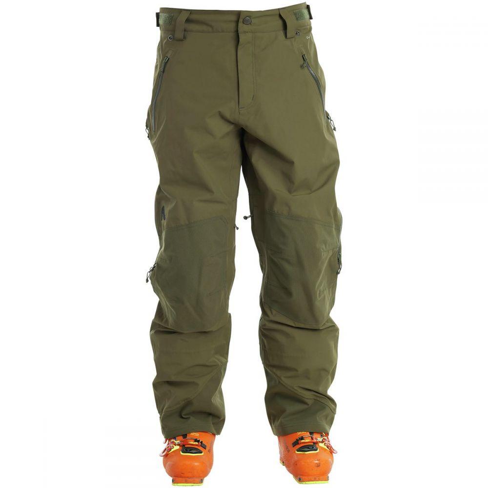 フライロウ Flylow メンズ スキー・スノーボード ボトムス・パンツ【Chemical Pants】Seaweed