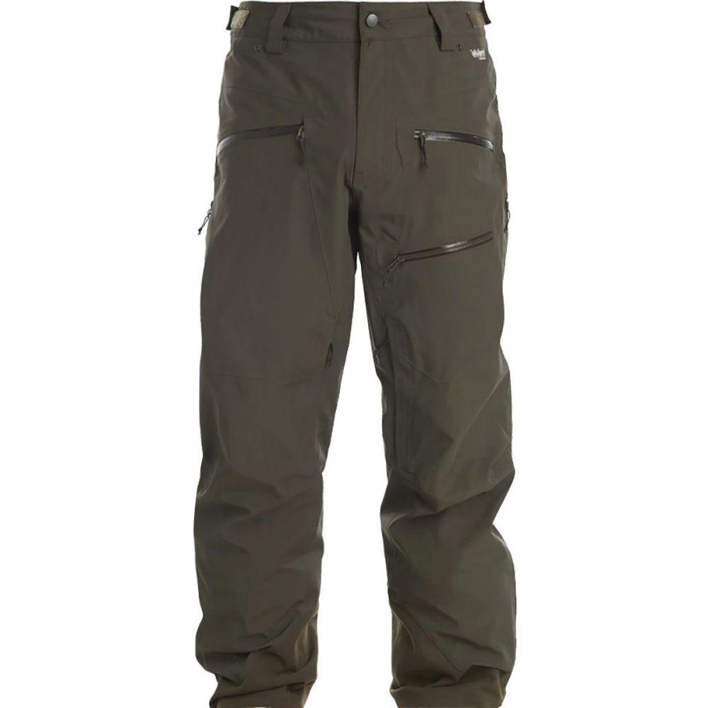 フライロウ Flylow メンズ スキー・スノーボード ボトムス・パンツ【Compound Pants】Fernet