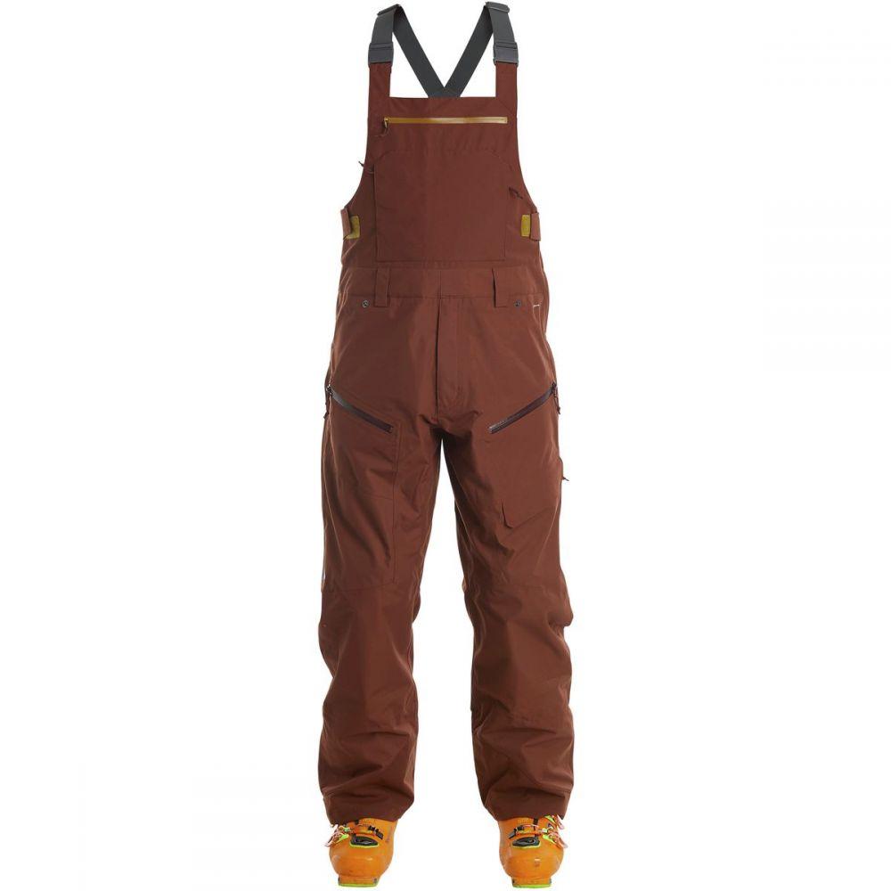 フライロウ Flylow メンズ スキー・スノーボード ボトムス・パンツ【Firebird Bib Pants】Madeira
