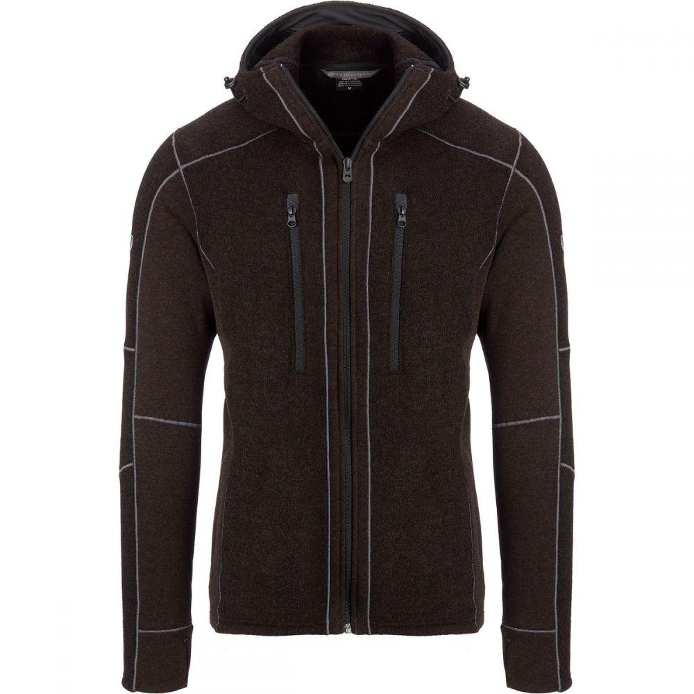 キュール KUHL メンズ トップス フリース【Interceptr Hooded Fleece Jackets】Charcoal