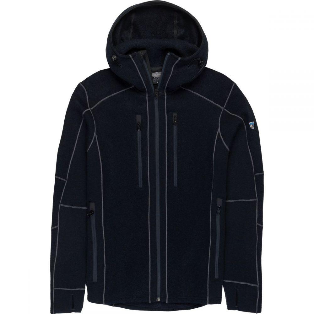 キュール KUHL メンズ トップス フリース【Interceptr Hooded Fleece Jackets】Mutiny Blue