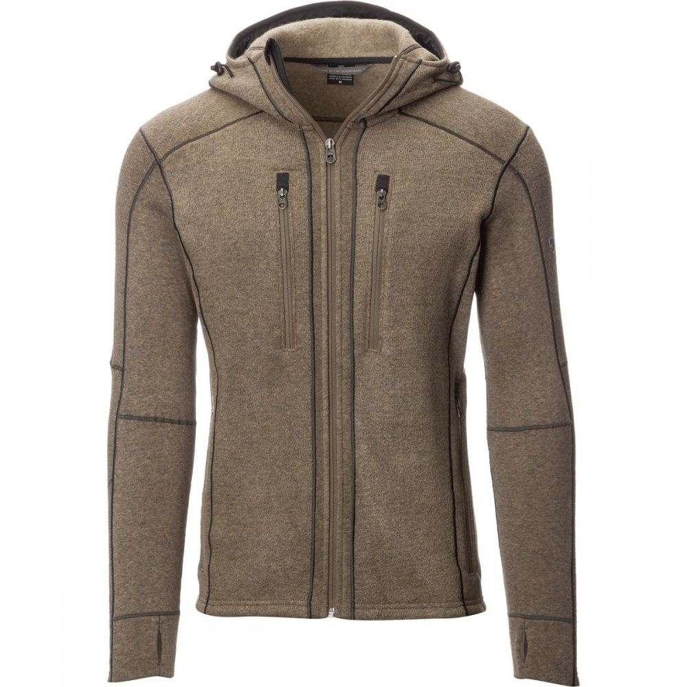 キュール KUHL メンズ トップス フリース【Interceptr Hooded Fleece Jackets】Oatmeal