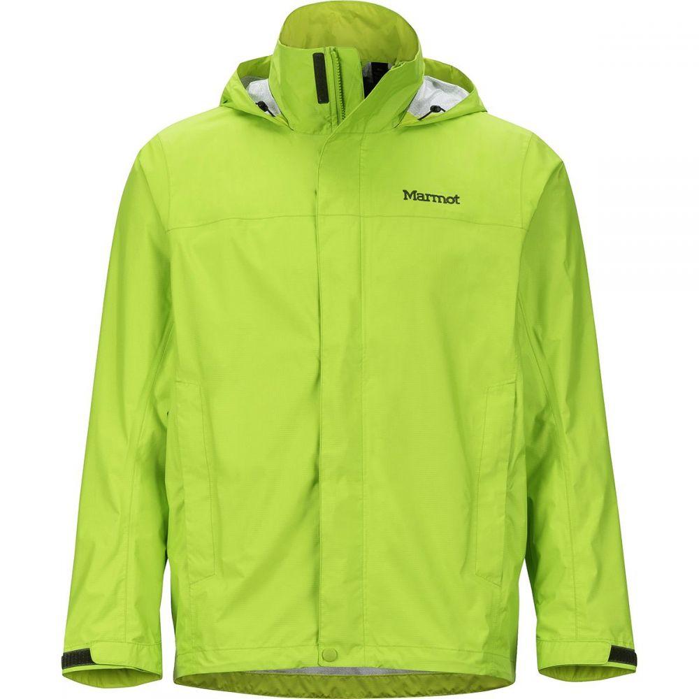 マーモット Marmot メンズ アウター レインコート【PreCip Jackets】Macaw Green