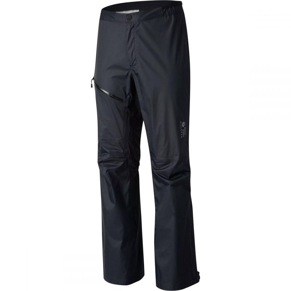 マウンテンハードウェア Mountain Hardwear メンズ ボトムス・パンツ【Exponent Pants】Black