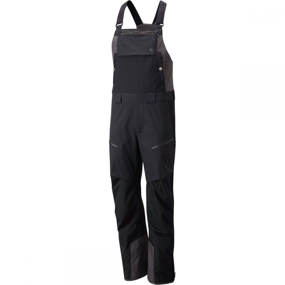 マウンテンハードウェア Mountain Hardwear メンズ スキー・スノーボード ボトムス・パンツ【Firefall Bib Pants】Black