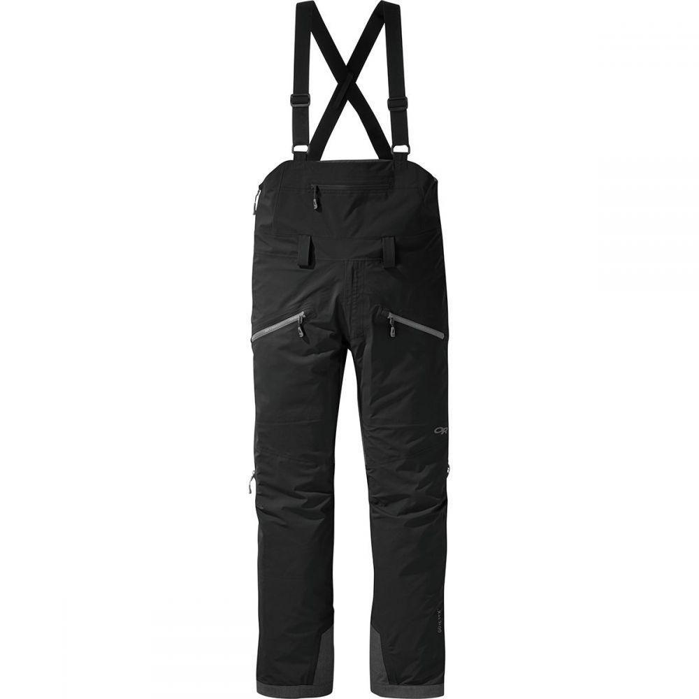 アウトドアリサーチ Outdoor Research メンズ スキー・スノーボード ボトムス・パンツ【Hemispheres Bib Pants】Black
