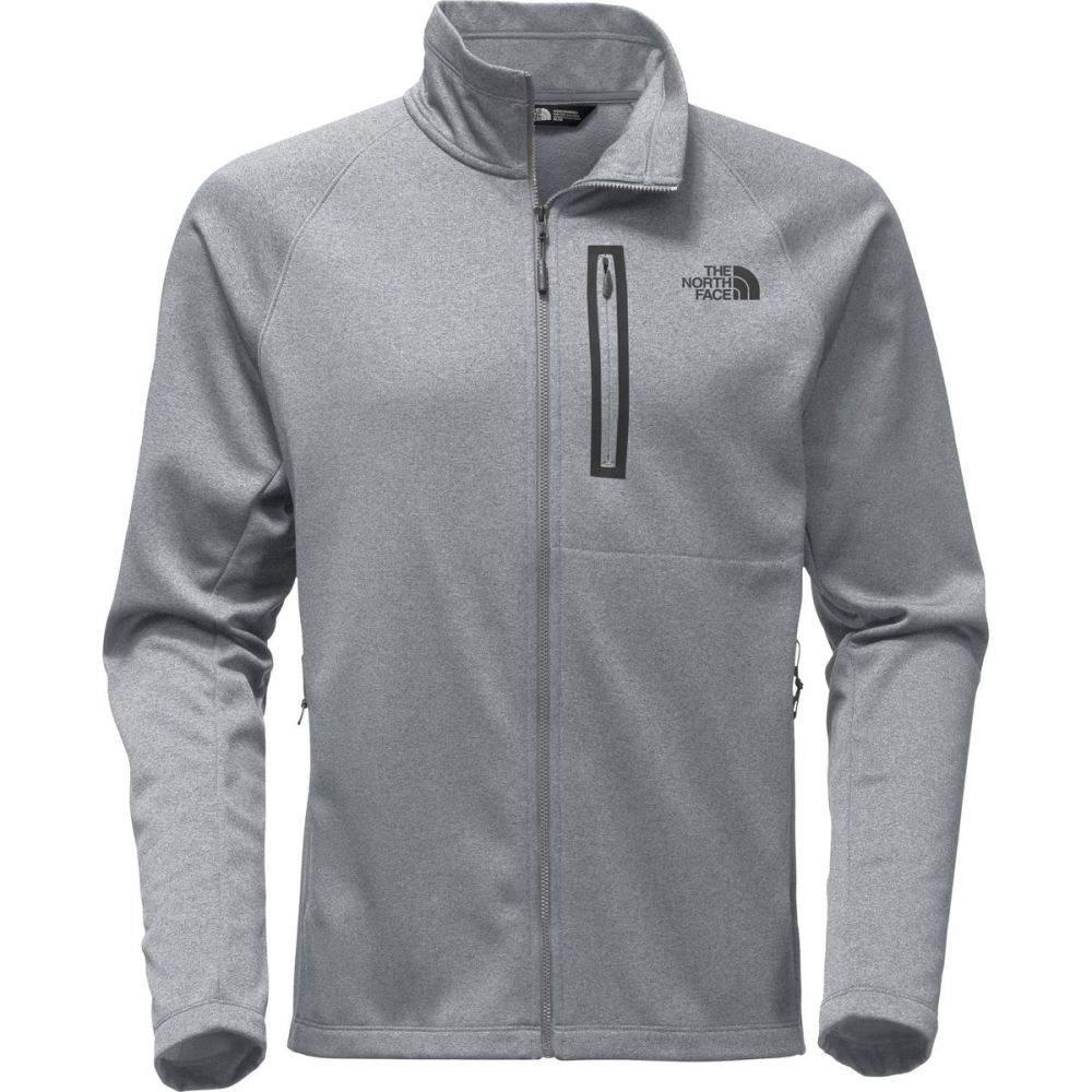 ザ ノースフェイス The North Face メンズ トップス フリース【Canyonlands Fleece Jackets】Tnf Medium Grey Heather