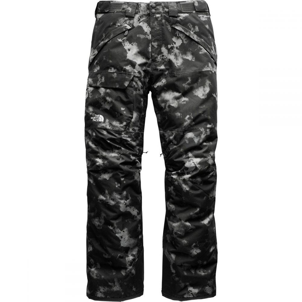 ザ ノースフェイス The North Face メンズ スキー・スノーボード ボトムス・パンツ【Freedom Insulated Pants】Tnf Black Atmos Print