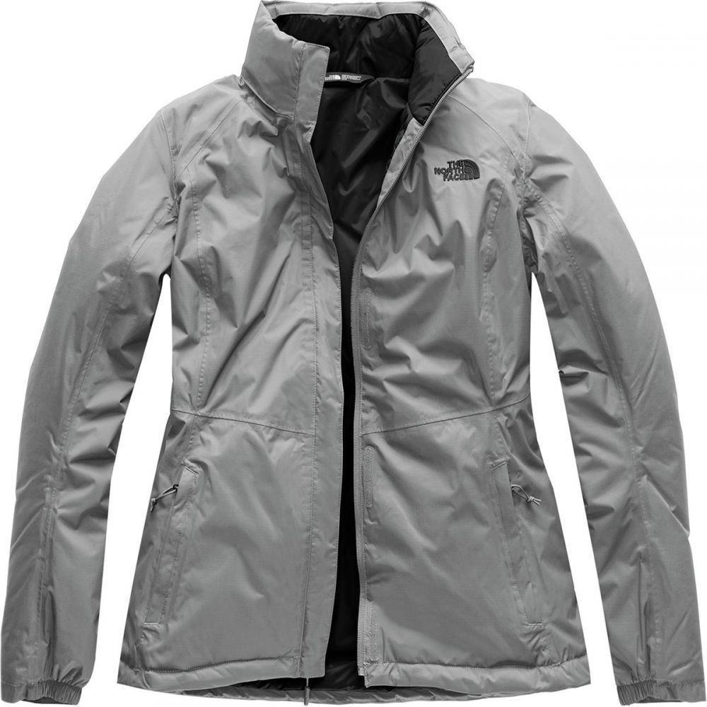 ザ ノースフェイス The North Face レディース アウター レインコート【Resolve Insulated Jacket】Mid Grey/Mid Grey