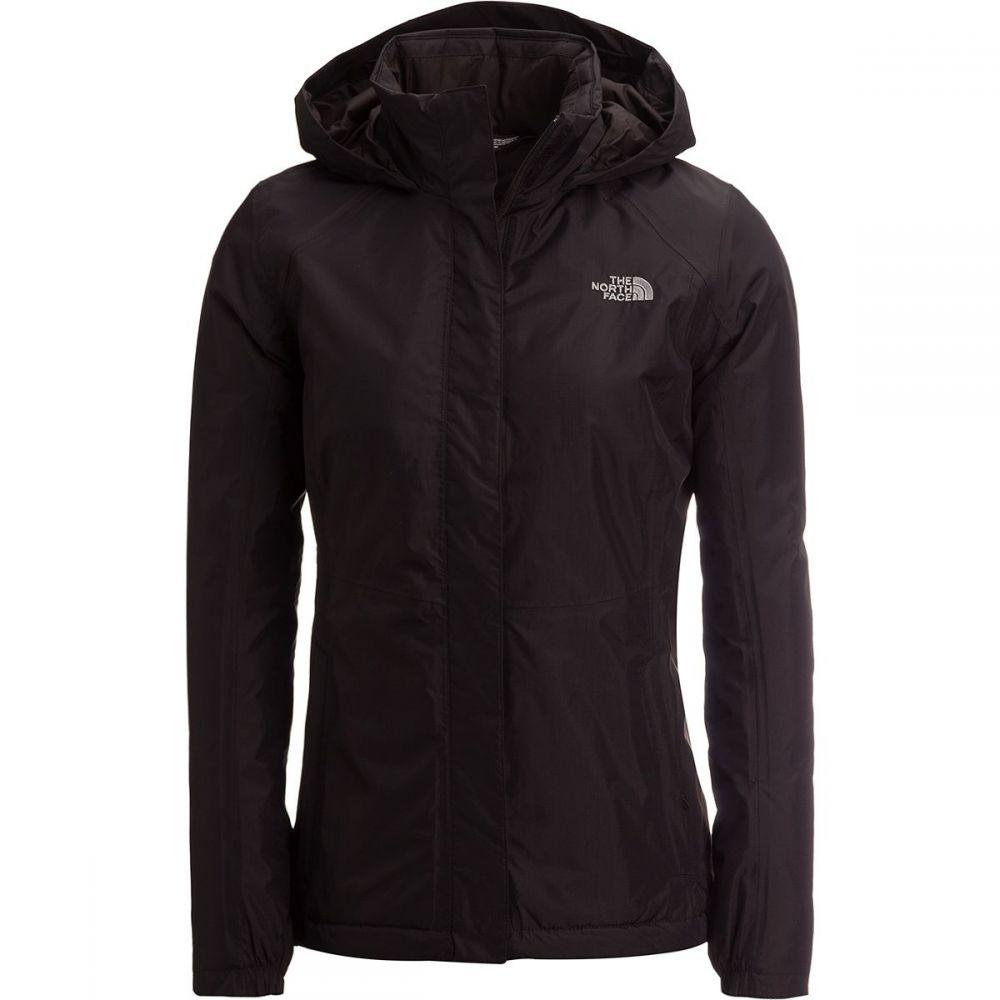 ザ ノースフェイス The North Face レディース アウター レインコート【Resolve Insulated Jacket】Tnf Black/Tnf Black