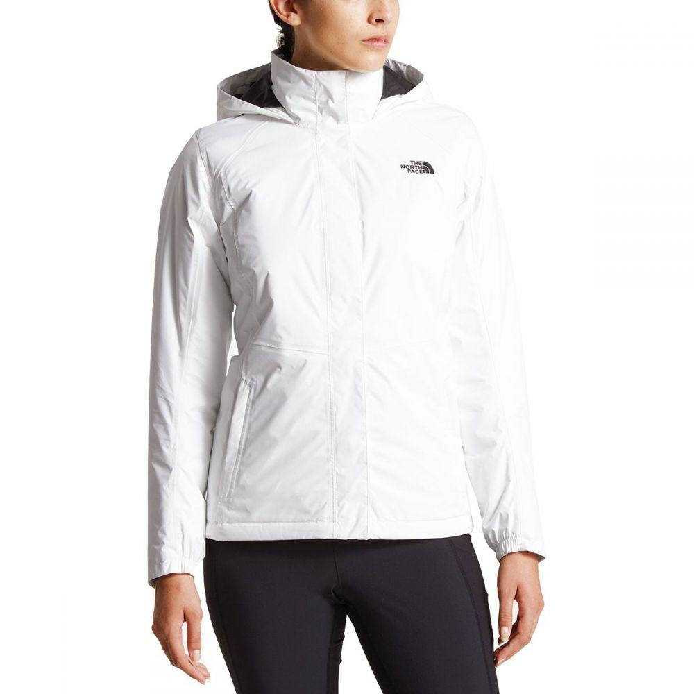 ザ ノースフェイス The North Face レディース アウター レインコート【Resolve Insulated Jacket】Tnf White/Tnf White