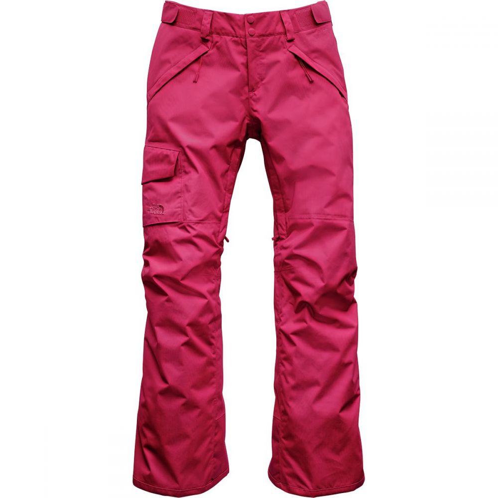 ザ ノースフェイス The North Face レディース スキー・スノーボード ボトムス・パンツ【Freedom Insulated Pant】Cerise Pink