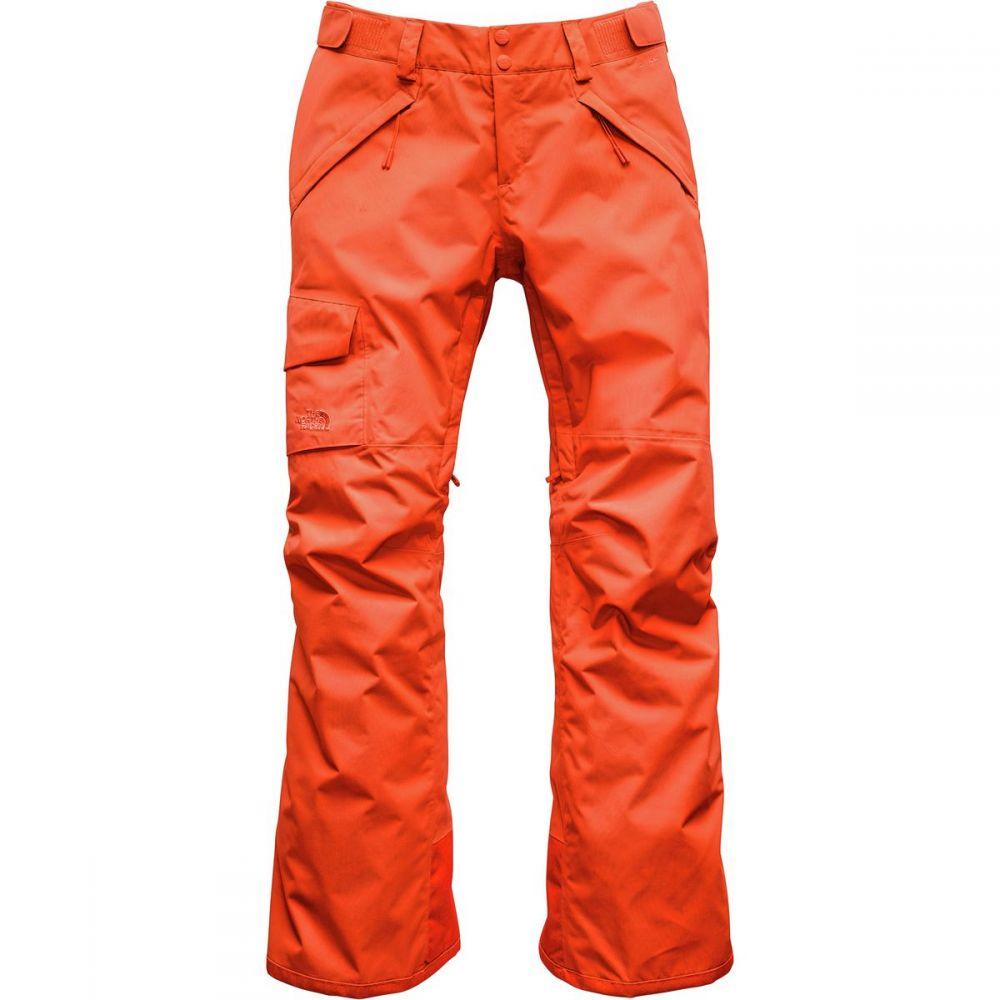 ザ ノースフェイス The North Face レディース スキー・スノーボード ボトムス・パンツ【Freedom Insulated Pant】Valencia Orange