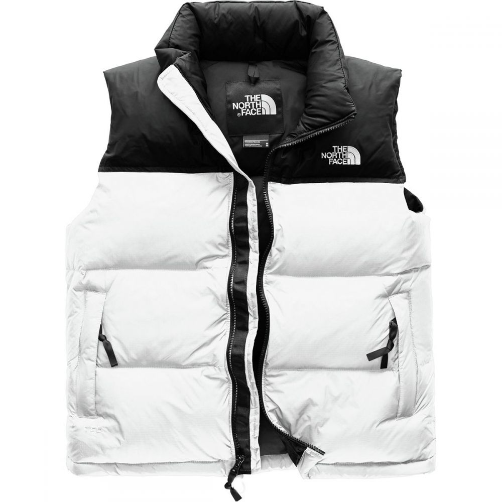 ザ ノースフェイス The North Face レディース トップス ベスト・ジレ【1996 Retro Nuptse Vest】Tnf White