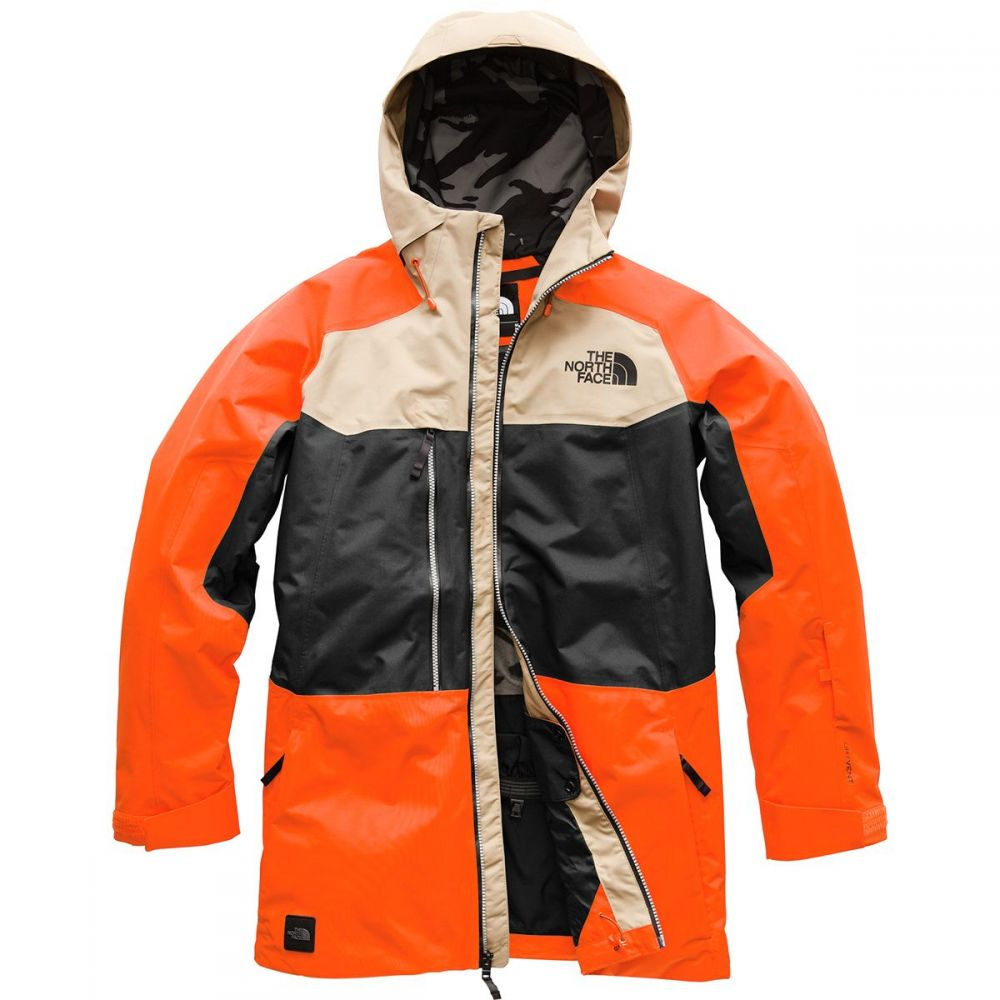 ザ ノースフェイス The North Face メンズ スキー・スノーボード アウター【Repko Hooded Jackets】Persian Orange/Tnf Black/Kelp Tan