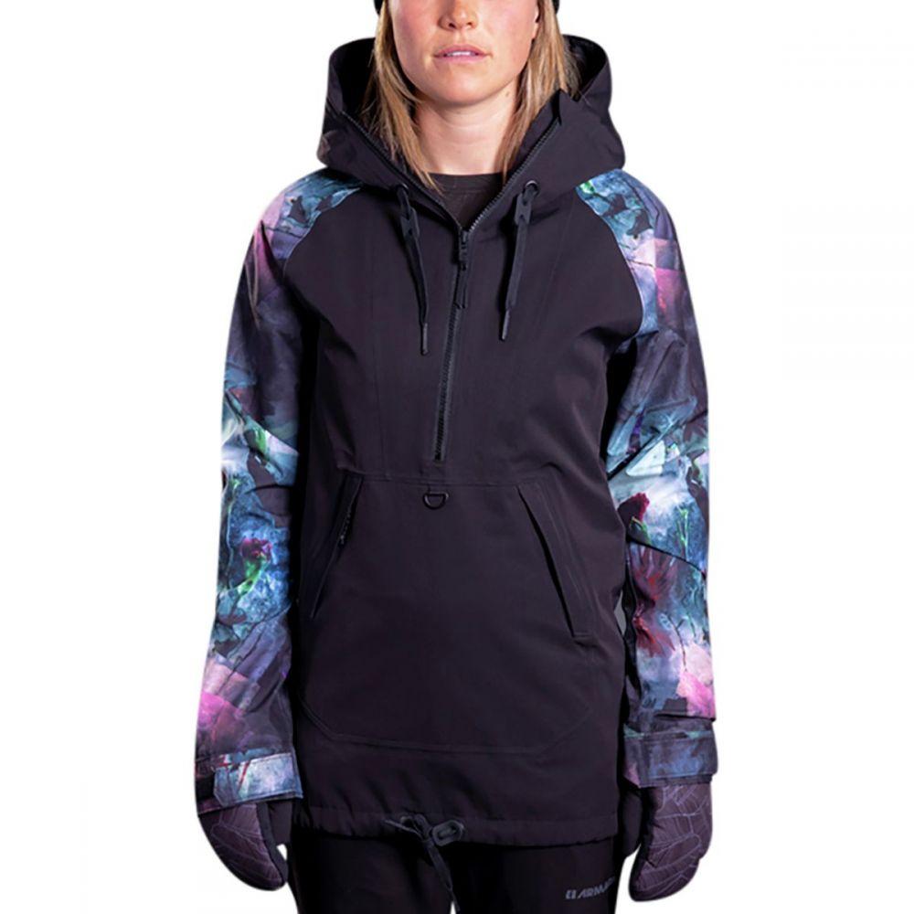 アルマダ Armada レディース スキー・スノーボード アウター【Saint Pullover Jacket】Black