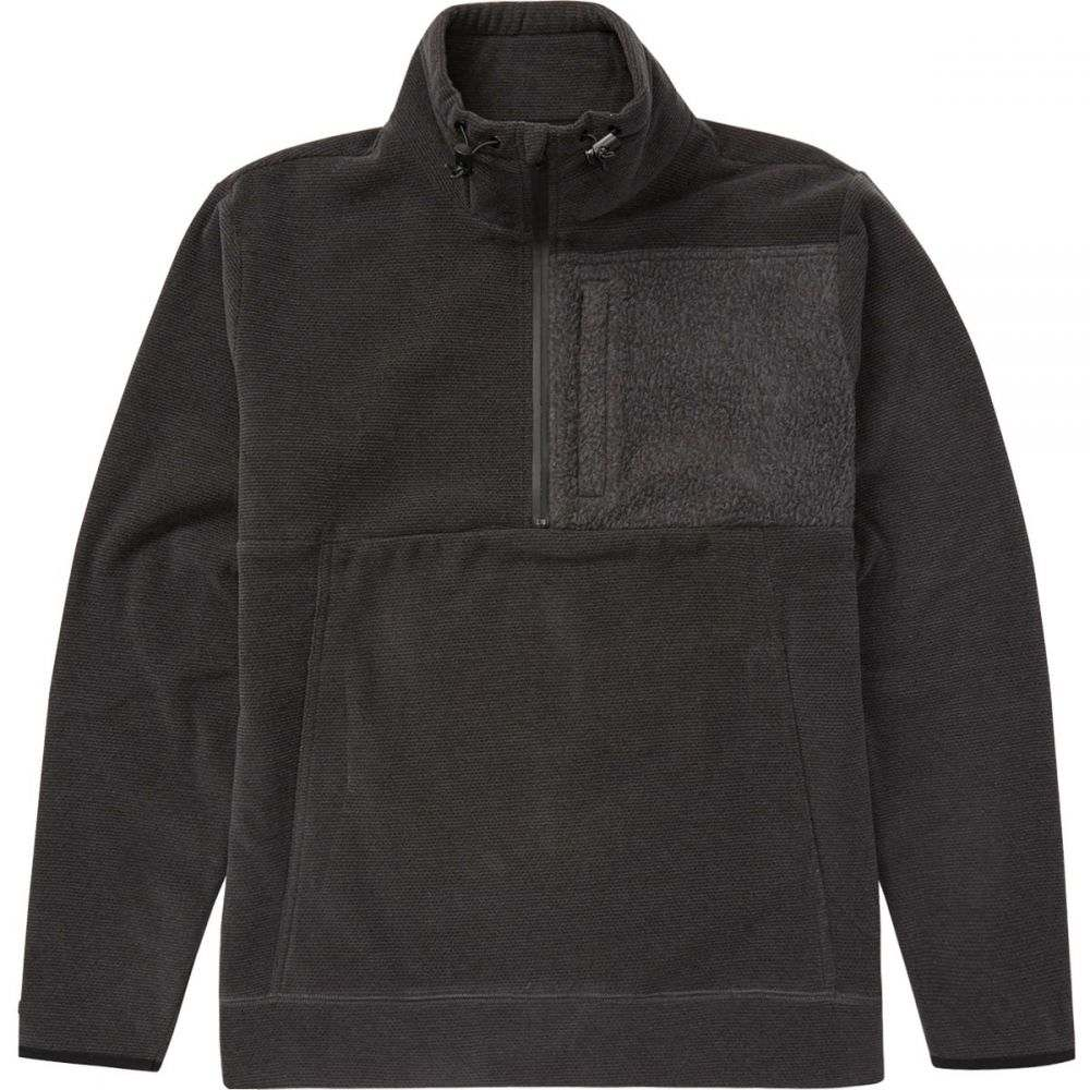 ビラボン Billabong メンズ トップス フリース【Boundary Mock Half - Zip Jackets】Black