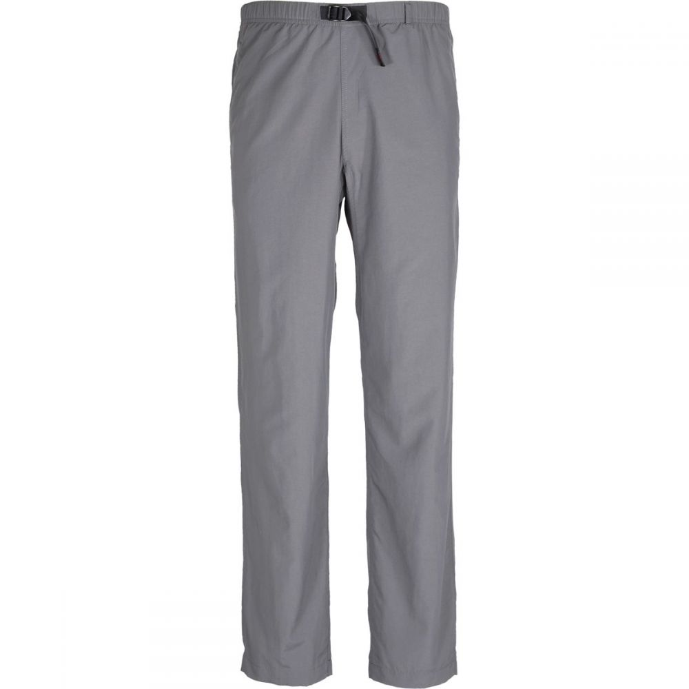 グラミチ Gramicci メンズ ハイキング・登山 ボトムス・パンツ【Rocket Dry Original G Pants】Asphalt Grey