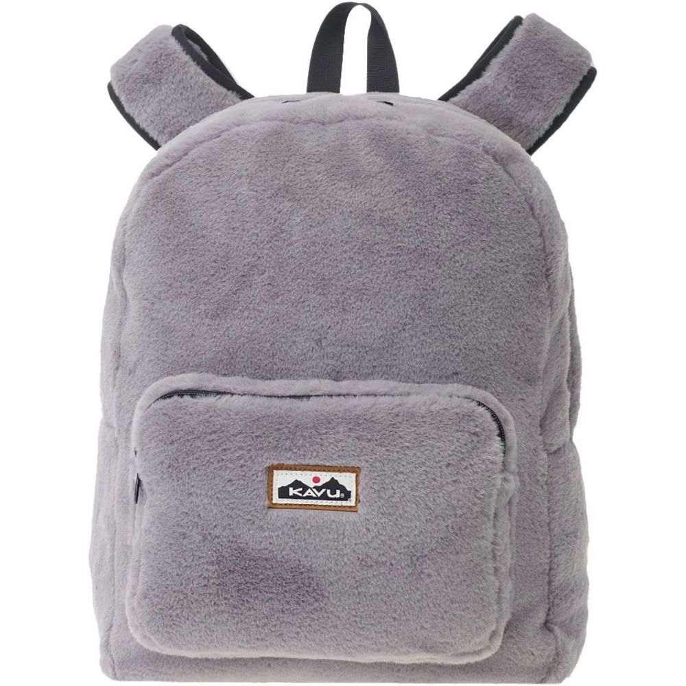 カブー KAVU レディース バッグ バックパック・リュック【Fuzzington 18L Backpack】Stone