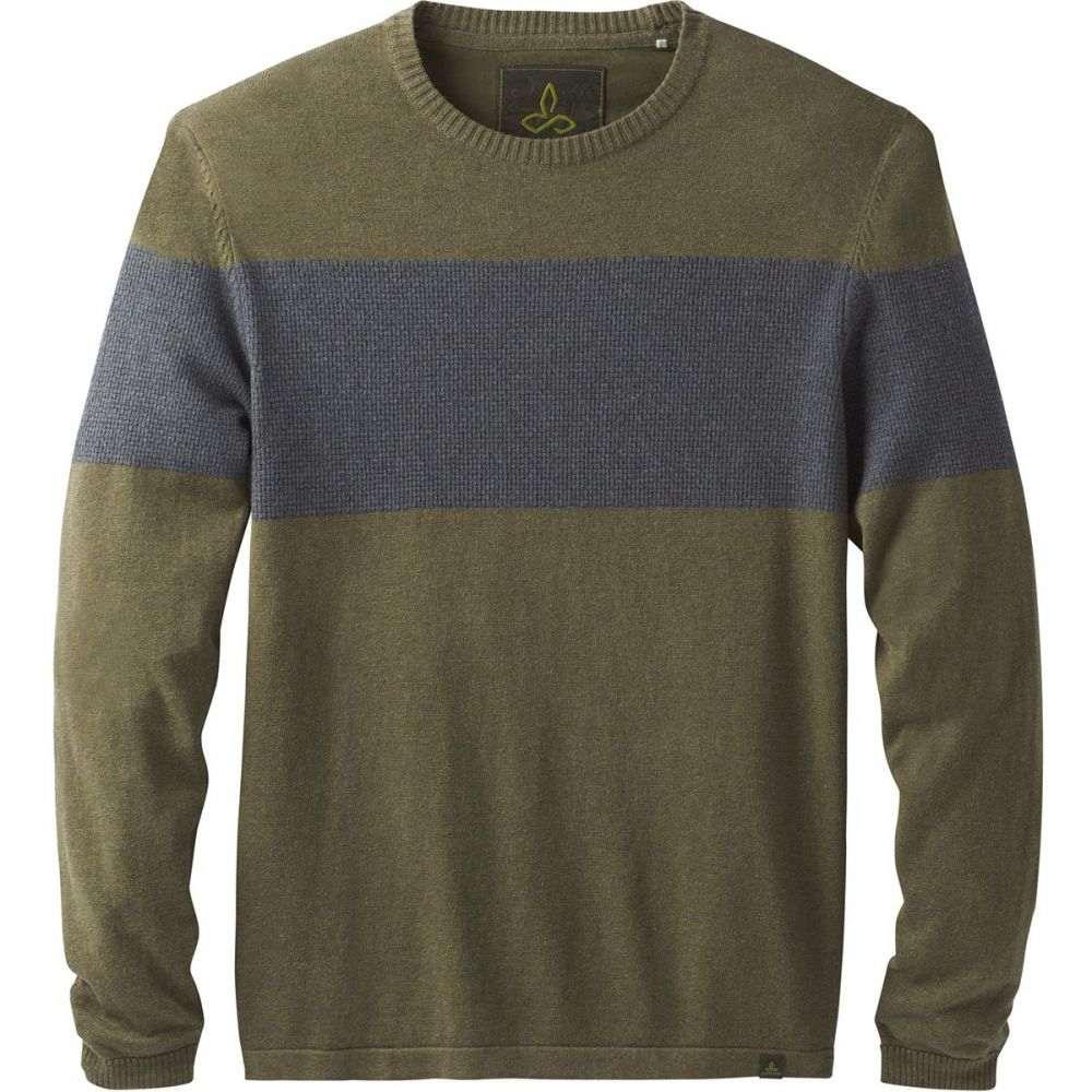 プラーナ Prana メンズ トップス ニット・セーター【Mateo Sweaters】Cargo Green