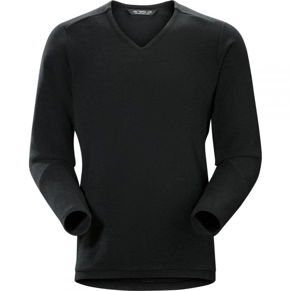 アークテリクス Arc'teryx メンズ トップス ニット・セーター【Donavan V - Neck Sweaters】Black