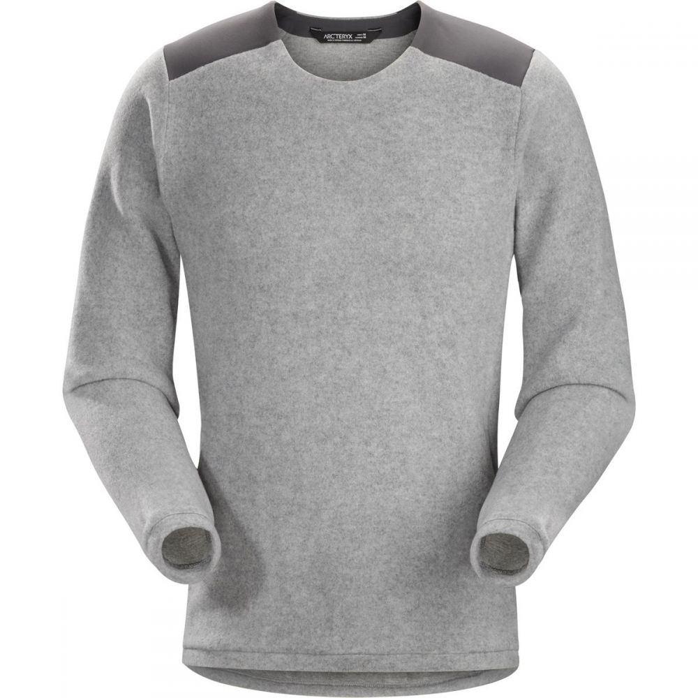 アークテリクス Arc'teryx メンズ トップス ニット・セーター【Donavan Crew Neck Sweaters】Light Grey Heather