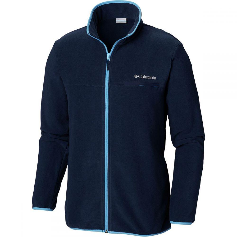 コロンビア Columbia メンズ トップス フリース【Mountain Crest Full - Zips】Collegiate Navy/Yacht