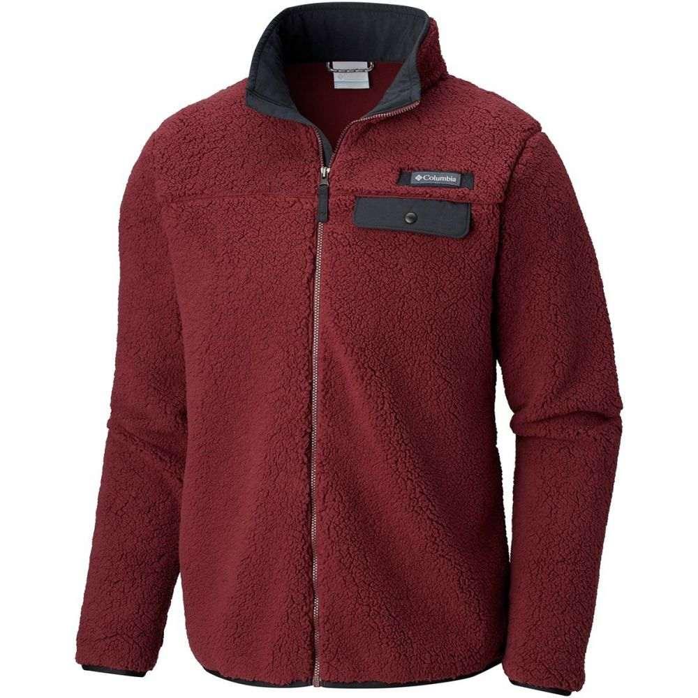コロンビア Columbia メンズ トップス フリース【Mountain Side Heavyweight Fleece Full - Zip Jackets】Elderberry