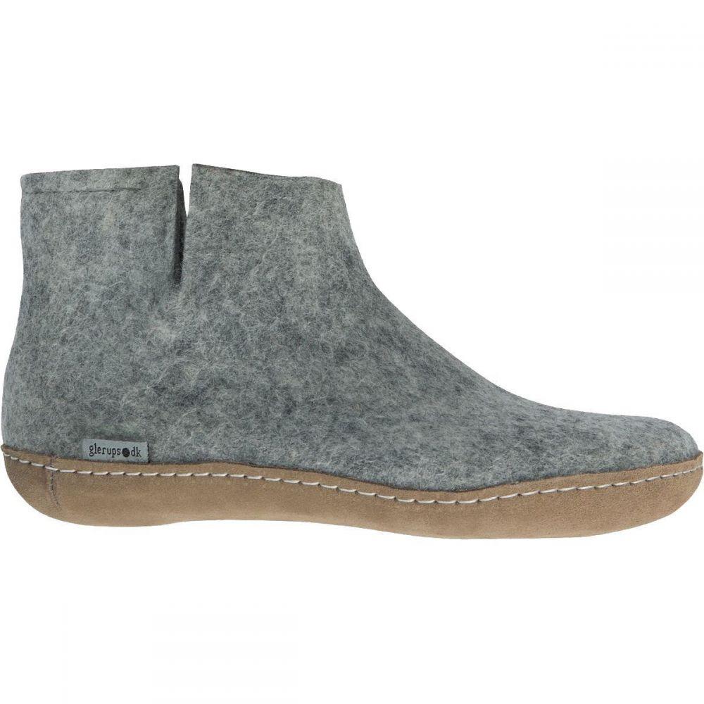 グリオプス Glerups メンズ シューズ・靴 スリッパ【Boot Slipper】Grey