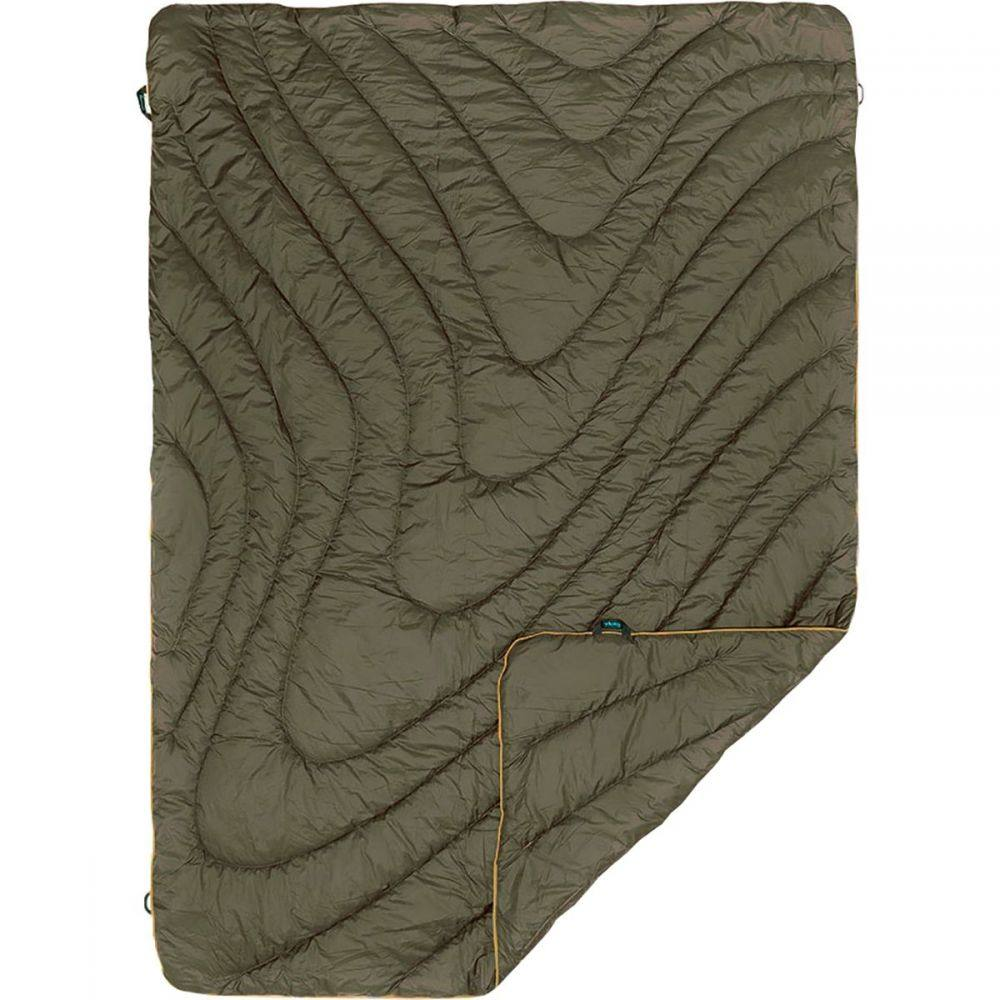 ルンプル Rumpl レディース 雑貨【The Original Puffy Throw Blanket】Burnt Olive/Cardiff Brown