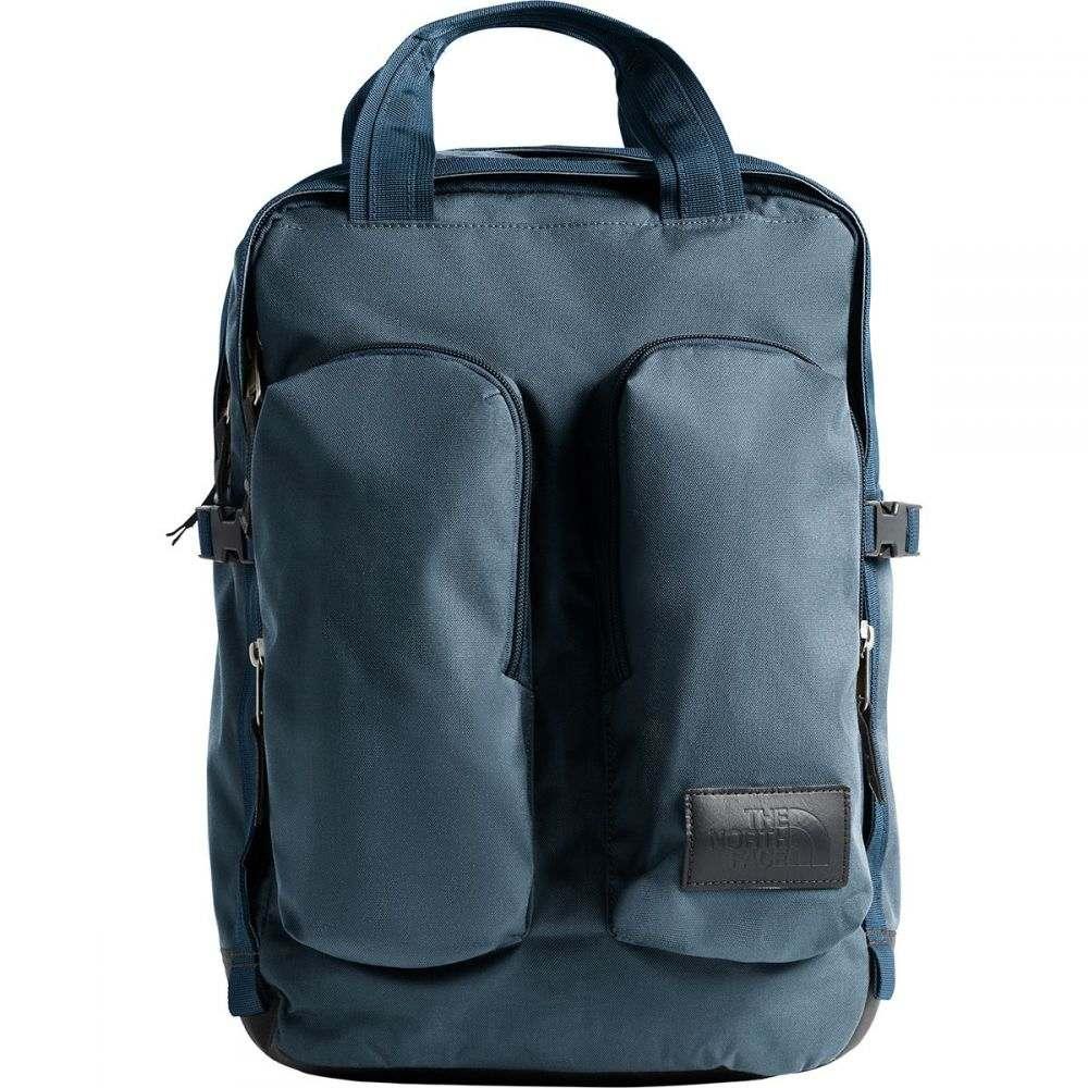 ザ ノースフェイス The North Face レディース バッグ バックパック・リュック【Mini Crevasse 14.5L Backpack】Blue Wing Teal Heather/Asphalt Grey