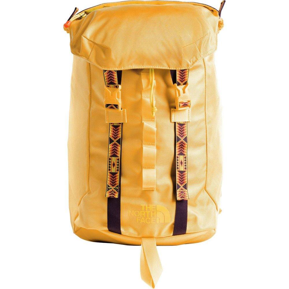 ザ ノースフェイス The North Face レディース バッグ バックパック・リュック【Lineage Ruck 23L Backpack】Tnf Yellow/Tnf Yellow