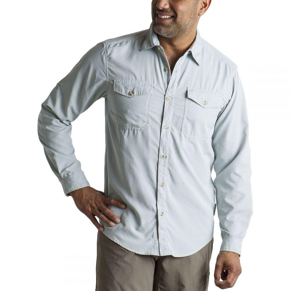 エクスオフィシオ ExOfficio メンズ トップス シャツ【BugsAway Briso Long - Sleeve Shirts】Dusty Sage
