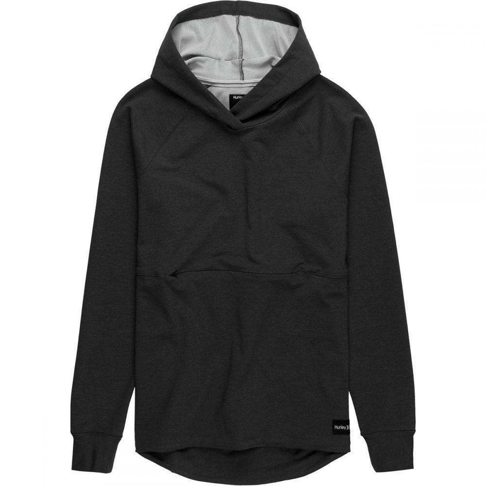 ハーレー Hurley メンズ トップス パーカー【Dri - Fit Offshore Fleece Pullovers】Black Heather