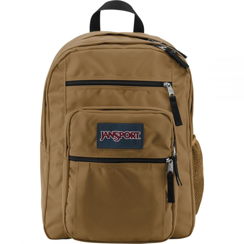 ジャンスポーツ JanSport レディース バッグ バックパック・リュック【Big Student 34L Backpack】Carpenter Brown